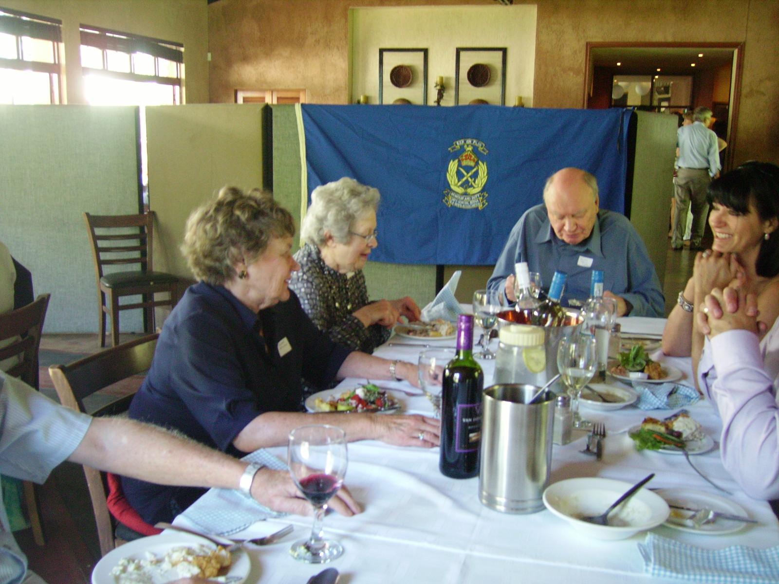 GENERAL BOTHA OLD BOYS ASSOCIATION SPRING LUNCHEON