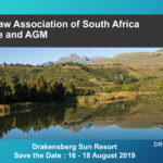 SAVE THE DATE – MLA AGM & CONFERENCE @ THE DRAKENSBERG SUN (16-18 AUG 2019)